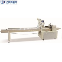 automatic Pillow Pack Horizontal Flow Wrapper for Bread