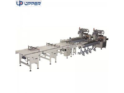 Automatic Packing Producintion Line for Cookies biscuit