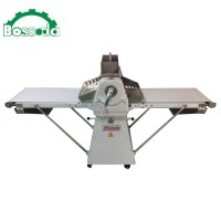 bossda 520mm Dough sheeter with automatic floor BDQ-520A