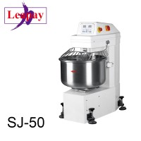 50kg Bakery Equipment Spiral Dough Mixer for Bread