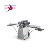 Vertical dough roller sheeter/dough sheeting machine