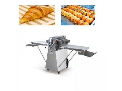 Electric vertical dough sheeter/dough sheeting machine
