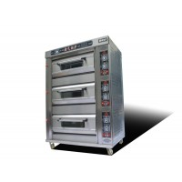 Yumai 3 deck 6-layer gas oven