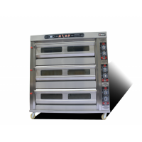 Yumai 3 deck 9-layer gas oven