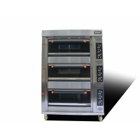 Yumai luxury 3 deck 6-layer gas oven