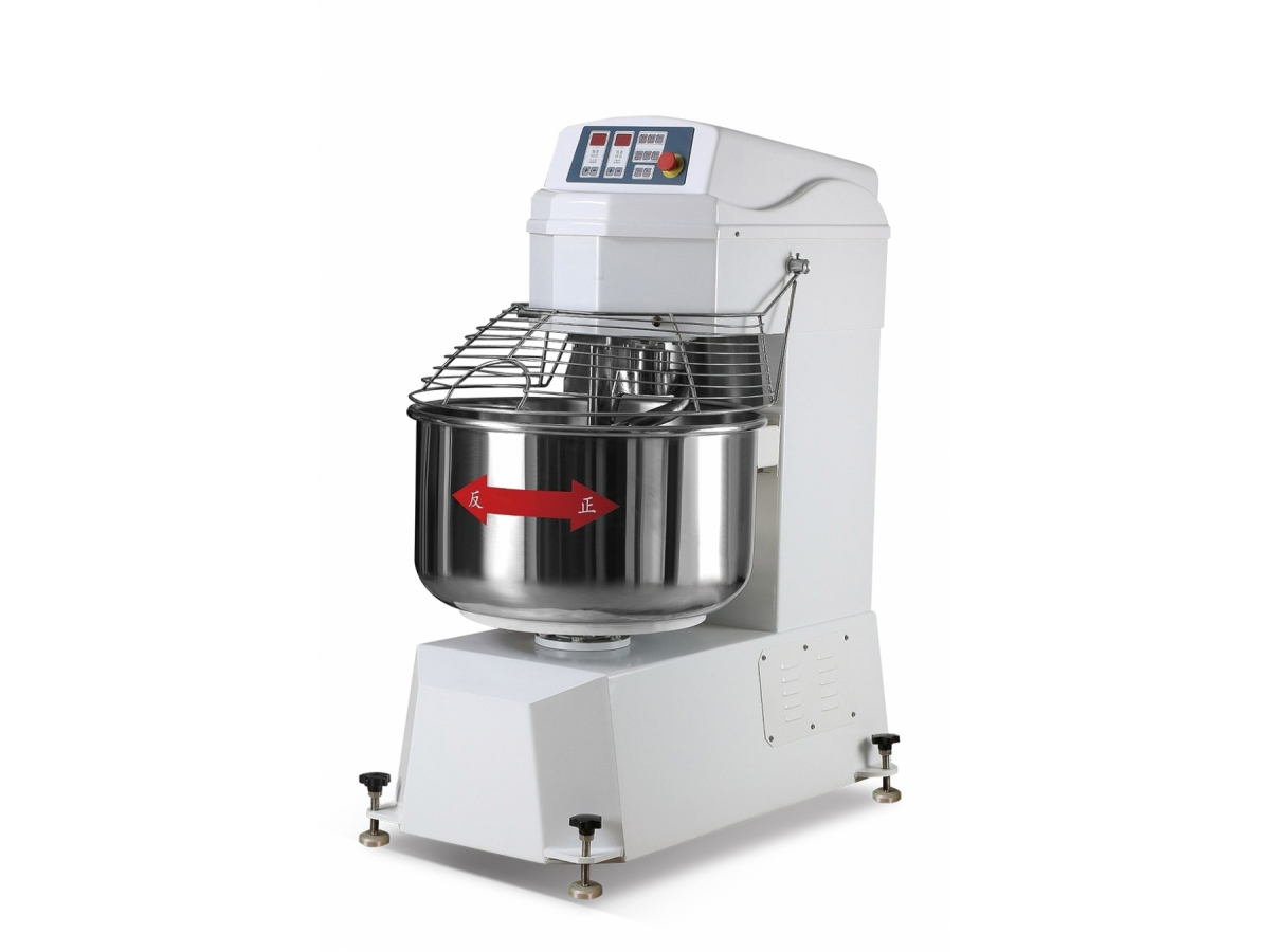100kg Bakery Equipment Spiral Dough Mixer for Bread