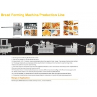 HD-988B Huide Auto.Bread Forming Machine for pastry