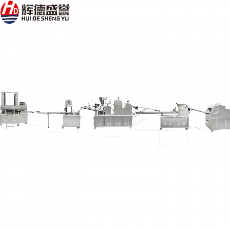 Pastry Production Line for pastry processing bakery equipment