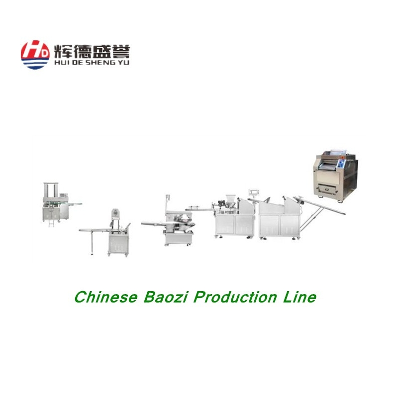 Torn Bread Processing Machinery Specialist for bread processing forming line