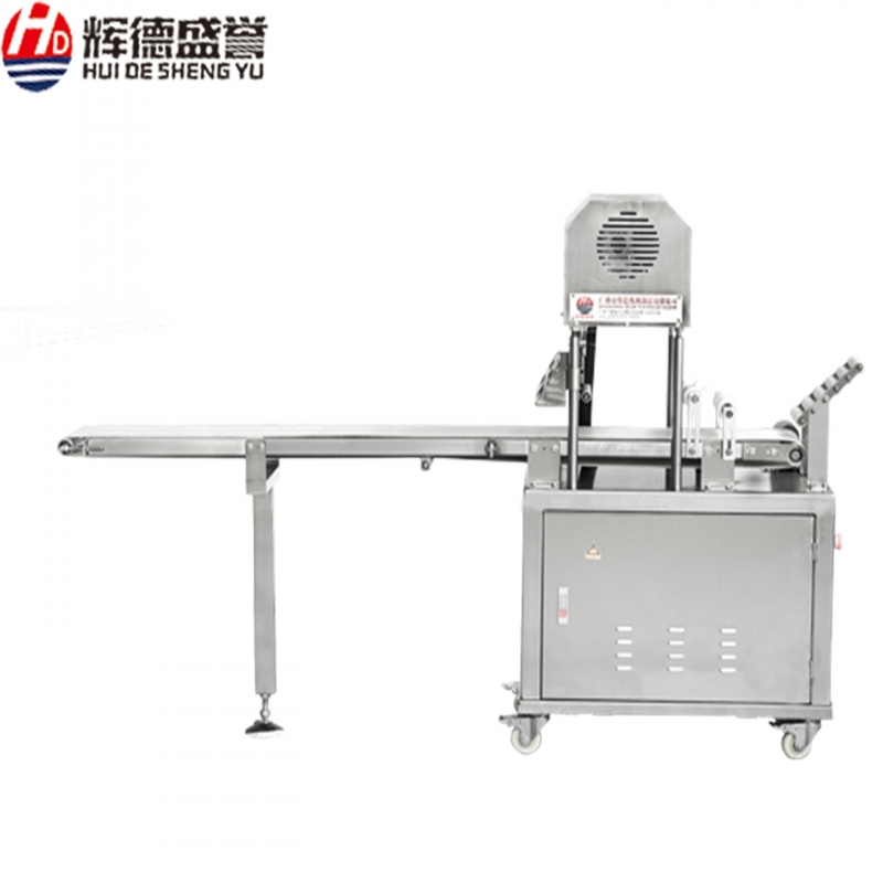 HD-978 Huide pastry stacking Machine for bread crisp food stacking processing