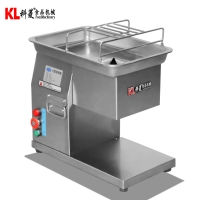 KELING KL-90T All stainless steel and energy efficient meat cutting machine/meat slicer