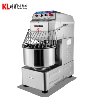 KELING KL-20 double motion and double speed dough mixer/spiral mixer