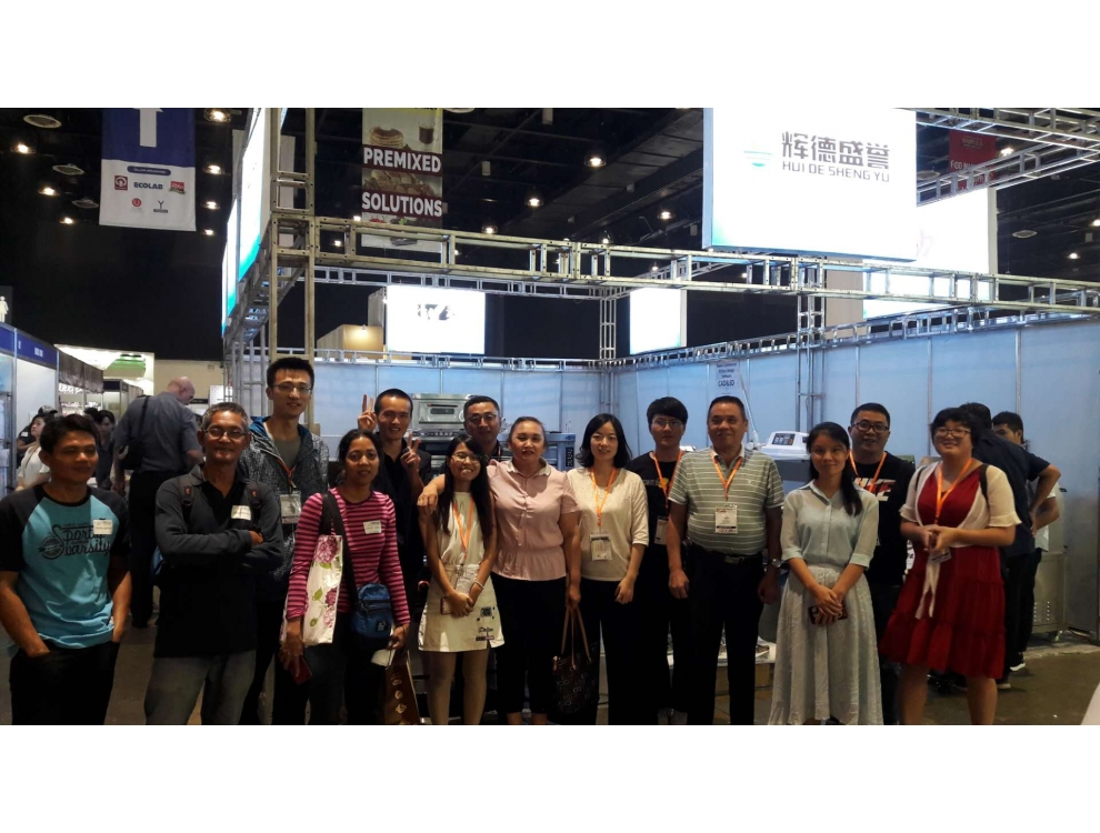 In 2019, Food Machinery Union participated in Wofex World Food Expo