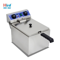 Hird WF-101 Intelligent and timed energy saving Electric Fryer (Single Tank)