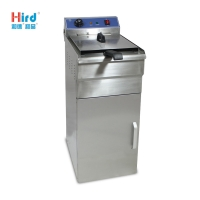 Hird WF-161V/C Convenient energy saving Electric Fryer with Cabinet
