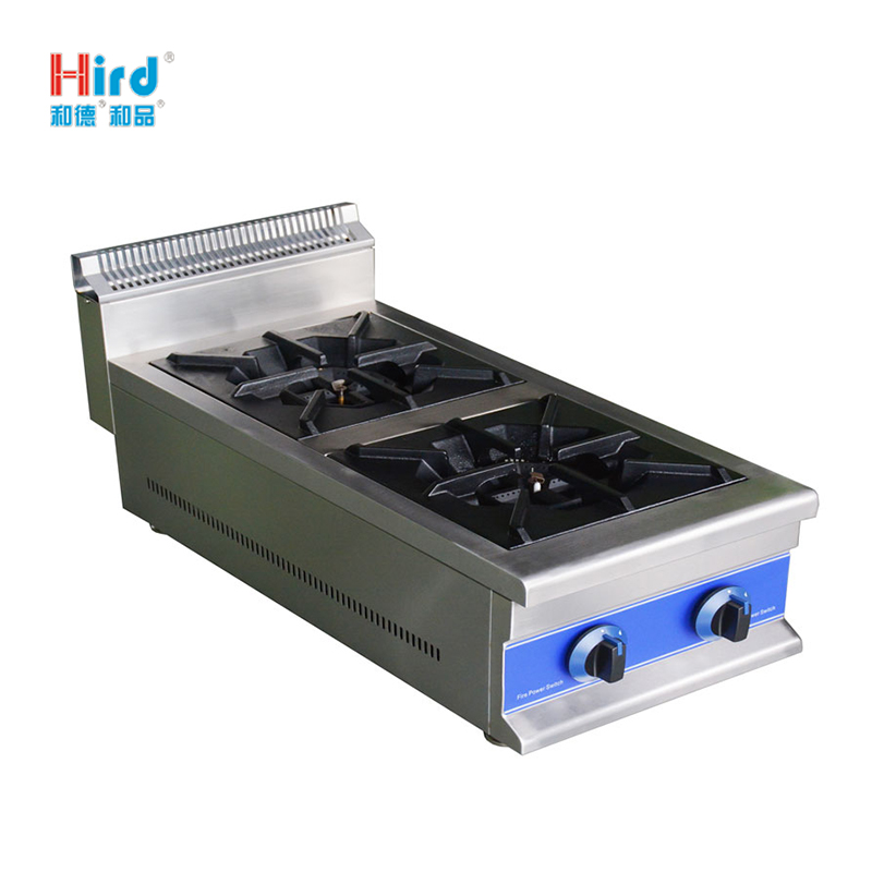 Hird GBR-2 Double-headed dual control Standard Gas Burners Range