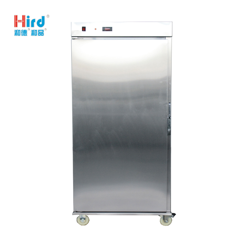 Hird HUHC9MB Good insulation effect and large capacity Food Warmer Showcase
