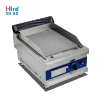 Hird HGT-350 Easy to clean high quality Counter Top Gas Griddle