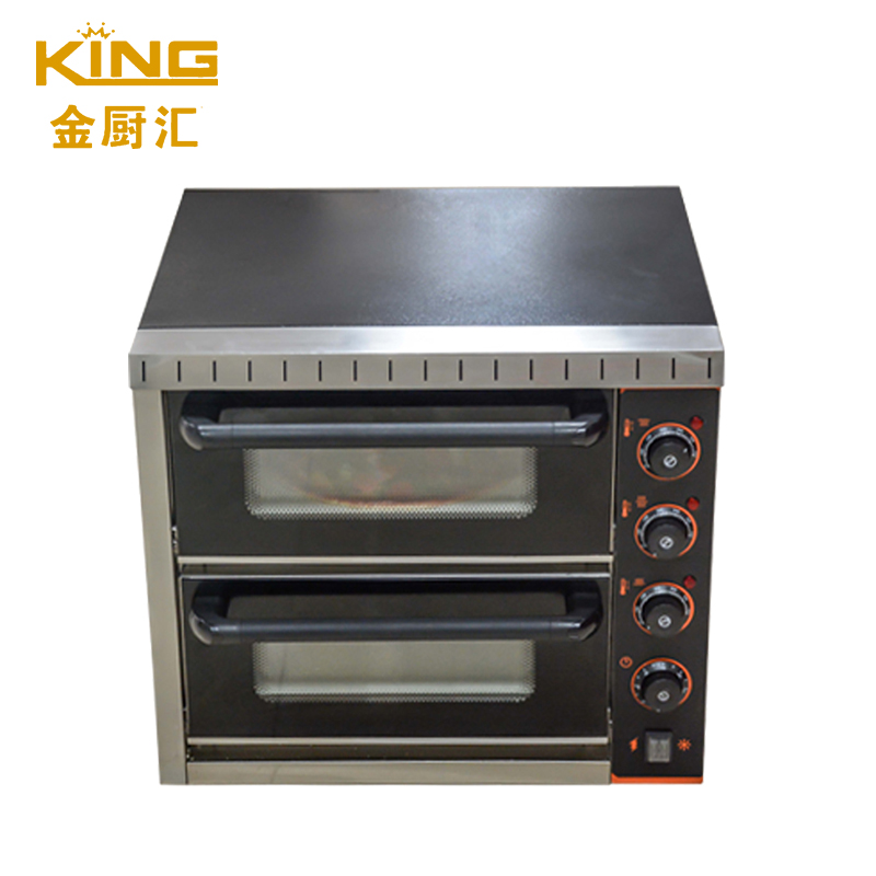 KING hot products hot air circulation hot air baking pizza bread oven EP04