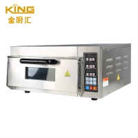 KING Electric Baking Intelligent Microcomputer Control Pizza Bread Oven EP1K