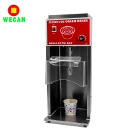 McDonald's Stainless steel body Wheat cyclone ice cream special mixer WECAN200 WECAN201