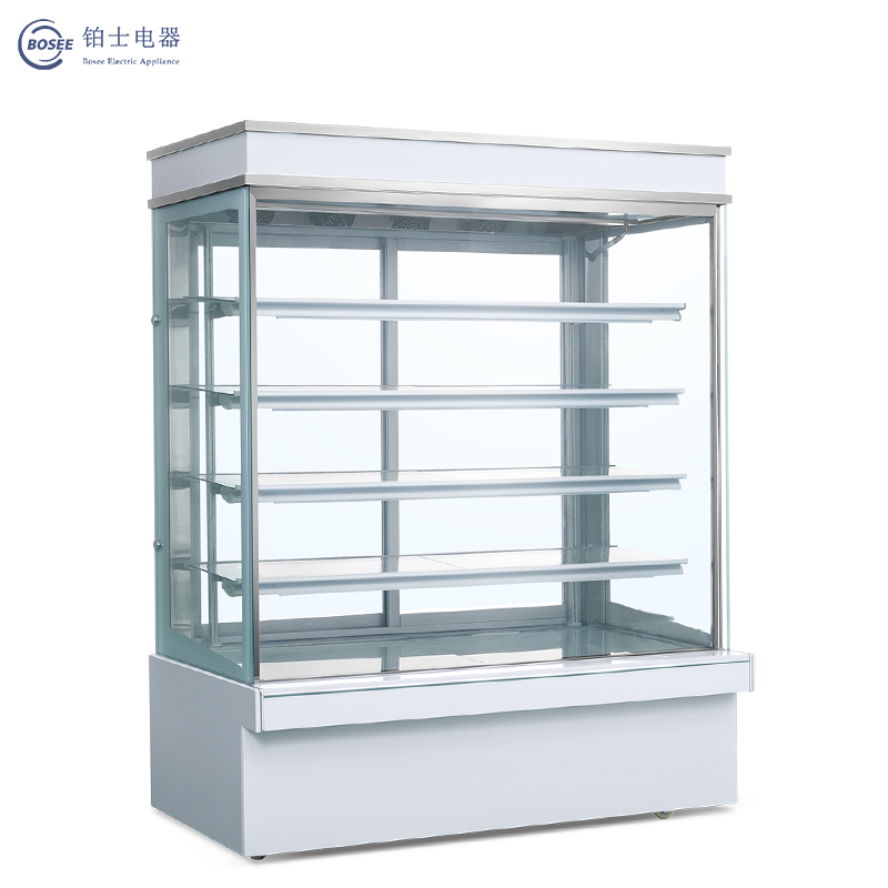 Bosee LG-1200A Large Space Energy-Saving Five-Layer Vertical Cake Cabinet