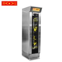chubao kax-15 single door 15 disk High efficiency and energy saving luxury proofer