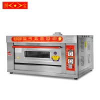 Chubao KB-10 High efficiency and energy saving Customizable gas or electricity deck oven (B style)