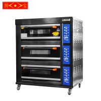 Chubao KA-30 3 layer 6 tray Customizable gas or electricity standard gas/electric luxury intelligent