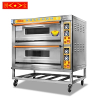 Chubao KA-20 Customizable gas or electricity standard deck oven