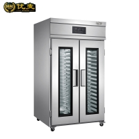 High quality steel Uniform temperature Luxury double door Double Door Proofer YM-F36S