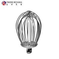 10KG Egg beater Accessories whisk for planetary mixer