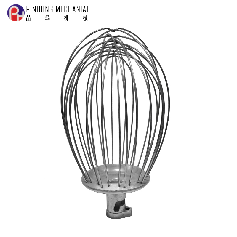 Food Machinery Accessories 50KG Egg beater whisk for planetary mixer