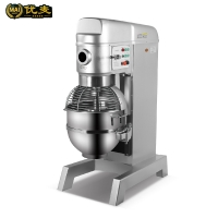 Planetary mixer integral die casting 304# stainless steel eggbeater YI-100