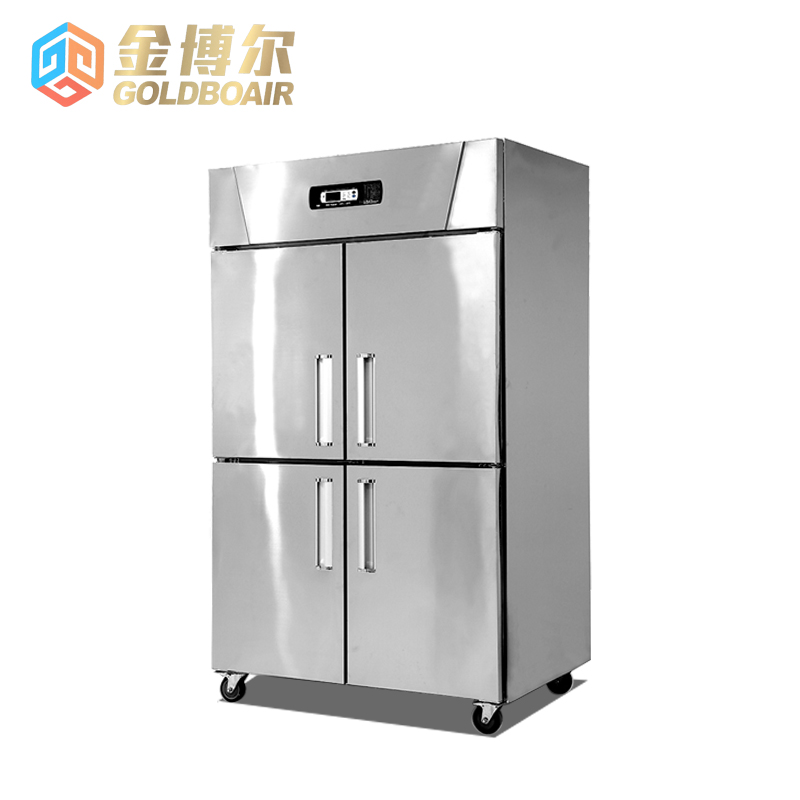 Goldboair RF4-H Energy-Saving Four-Door Single Temperature Refrigerator