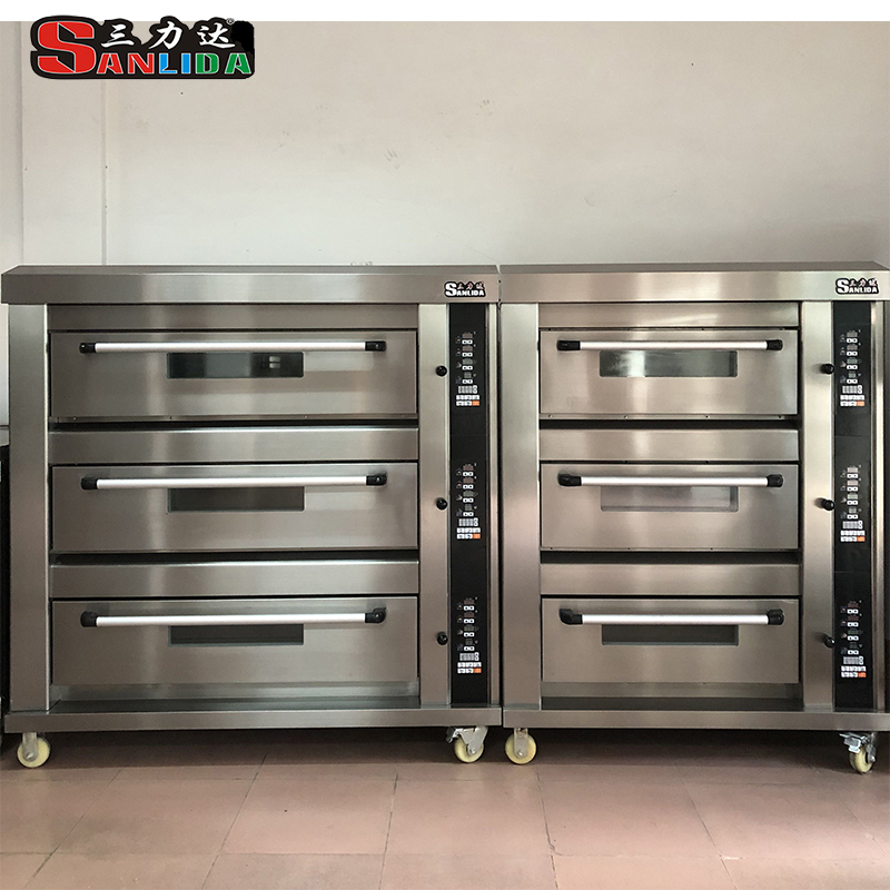 Bread, cakes, snacks Gas food oven series Electric oven DSL-4H