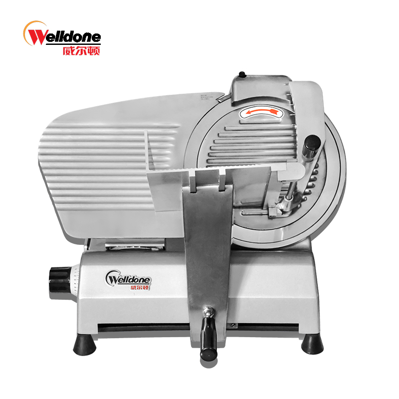 12second semi-Automatic Meat SLICER Cut of the itineary 220mm WED-B300B-4