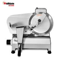 10s semi-Automatic Meat SLICER High efficiency Commercial Meat slicer WED-B250B-3