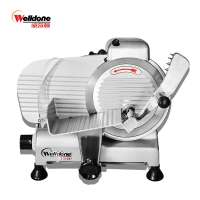 8second semi-Automatic Meat SLICER Work easily High efficiency Meat slicer WED-B200B-2
