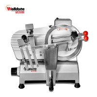 Adjustable slice thickness Meat slicer 10second semi-Automatic Meat SLICER WED-B250B-2