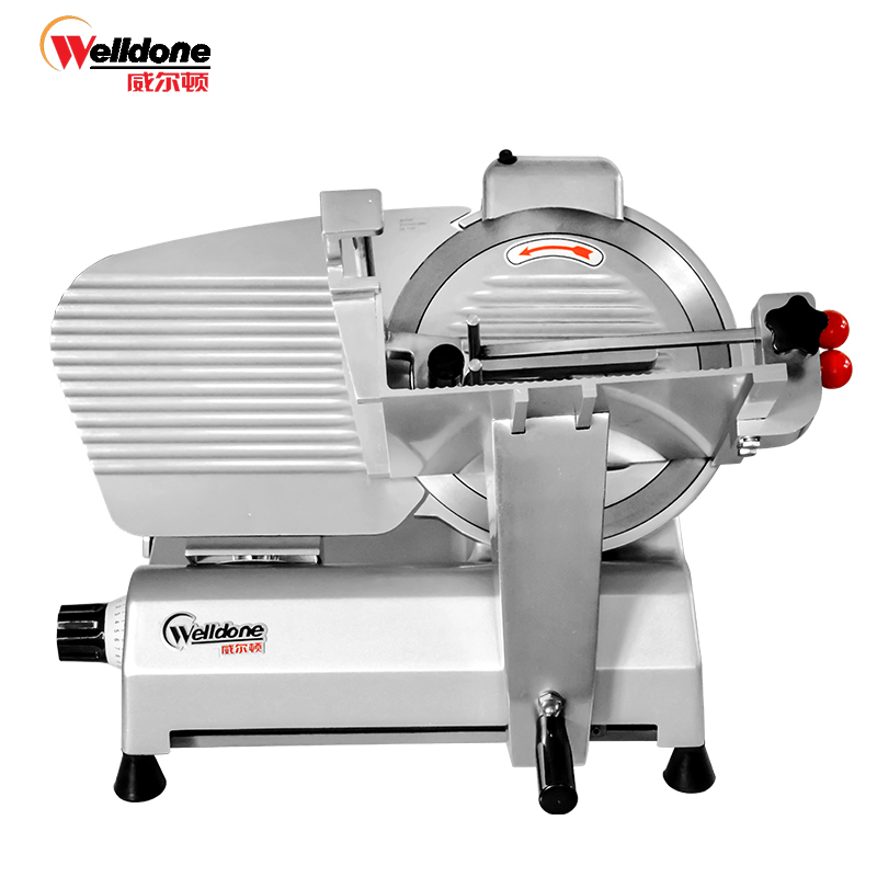 12second semi-Automatic Meat SLICER Commercial meat cutting machine WED-B300B-2
