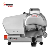 WED-B250B-4 Commercial meat cutting machine semi-Automatic Meat SLICER
