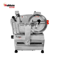 12-second automatic slicer meat slicer quality product WED-300A