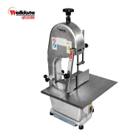 Welldone JG210 powerful and safe Meat Saw bone machine