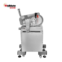 Vertical 13 seconds Fully automatic Meat slicer Meat Processing Machine WED-B320F