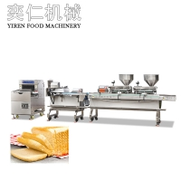 Toast three clip two production line