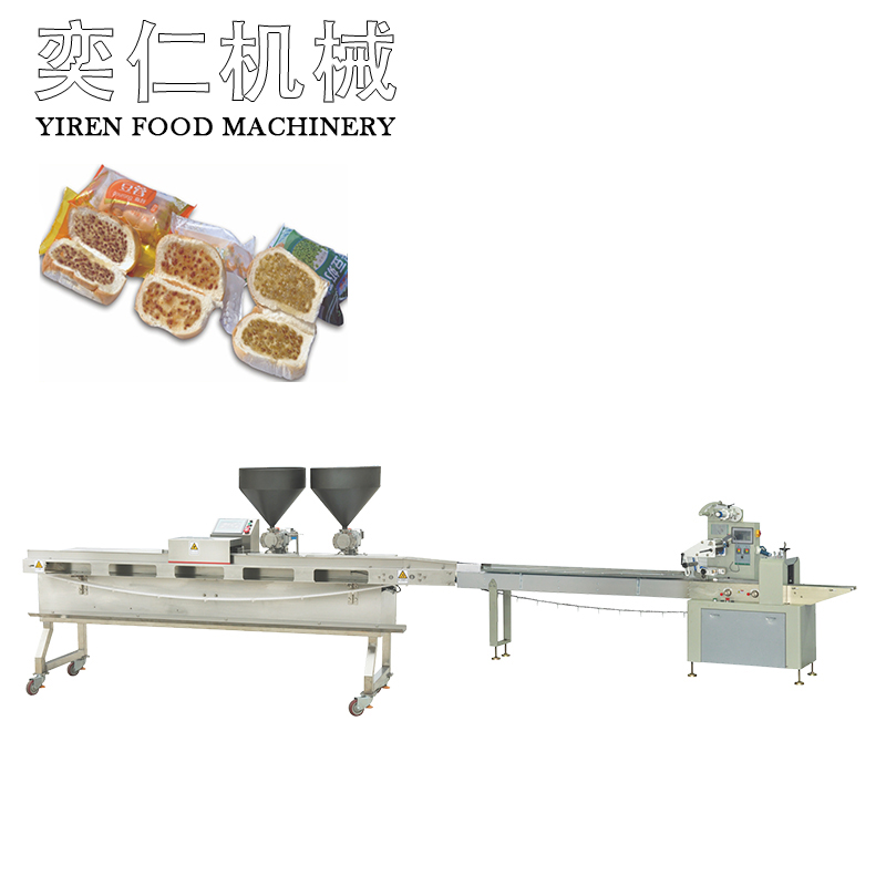 XYD-F2 bread cutting injection machine (two-color)