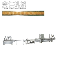 XYD-003 mung bean cake, pumpkin cake automatic production line (straight line)