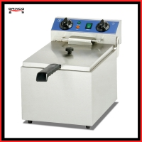 S/S Single tank Electric fryer EF-131