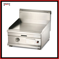 Gainco GT500 Factory price energy conservation Gas Griddle for Restaurant